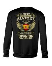 Legends - Spanish 08 Crewneck Sweatshirt thumbnail