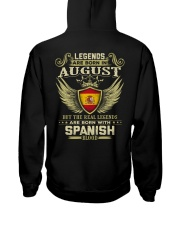 Legends - Spanish 08 Hooded Sweatshirt thumbnail