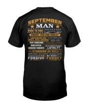 MAN FORGET 9 Classic T-Shirt thumbnail