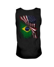 Flag-Brazil Unisex Tank thumbnail