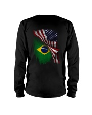 Flag-Brazil Long Sleeve Tee thumbnail