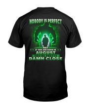 NOBODY MONTH 8 Classic T-Shirt thumbnail