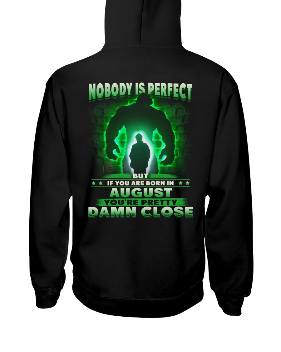NOBODY MONTH 8 Hooded Sweatshirt