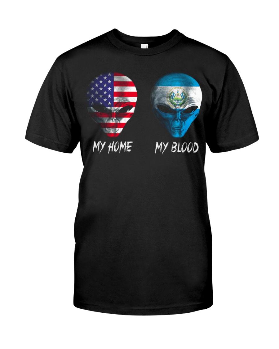 El Salvador Classic T-Shirt