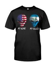 El Salvador Classic T-Shirt front