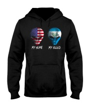 El Salvador Hooded Sweatshirt thumbnail