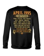 MESS WITH YEAR 95-4 Crewneck Sweatshirt thumbnail