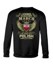 Legends - polish3 Crewneck Sweatshirt thumbnail