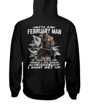 KICK ME MONTH 2 Hooded Sweatshirt back