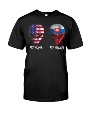 Slovakia Classic T-Shirt front