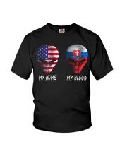 Slovakia Youth T-Shirt thumbnail
