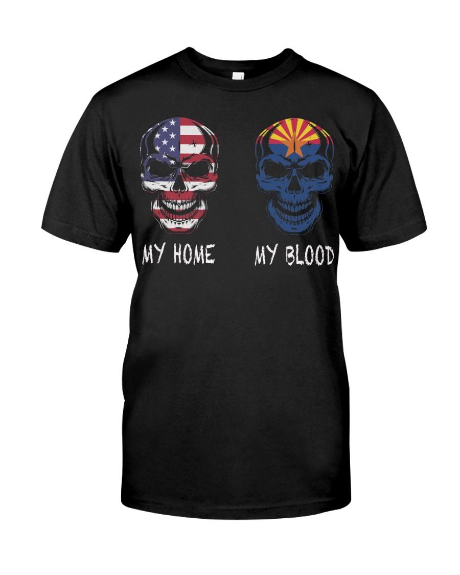 My Home America - Arizona Classic T-Shirt