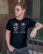 My Home America - Arizona Classic T-Shirt lifestyle-mens-crewneck-front-2