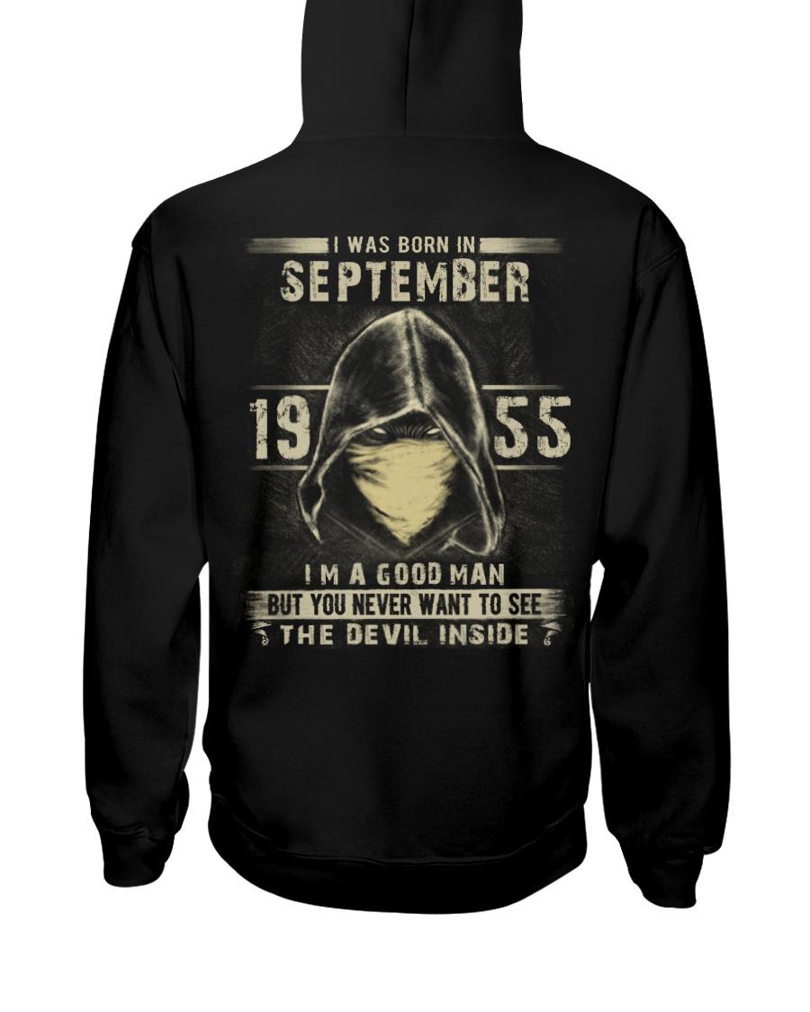 GOOD MAN 1955-9 Hooded Sweatshirt