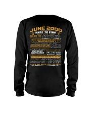 YEAR GREAT 00-6 Long Sleeve Tee thumbnail