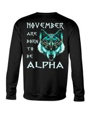 ALPHA 11 Crewneck Sweatshirt thumbnail