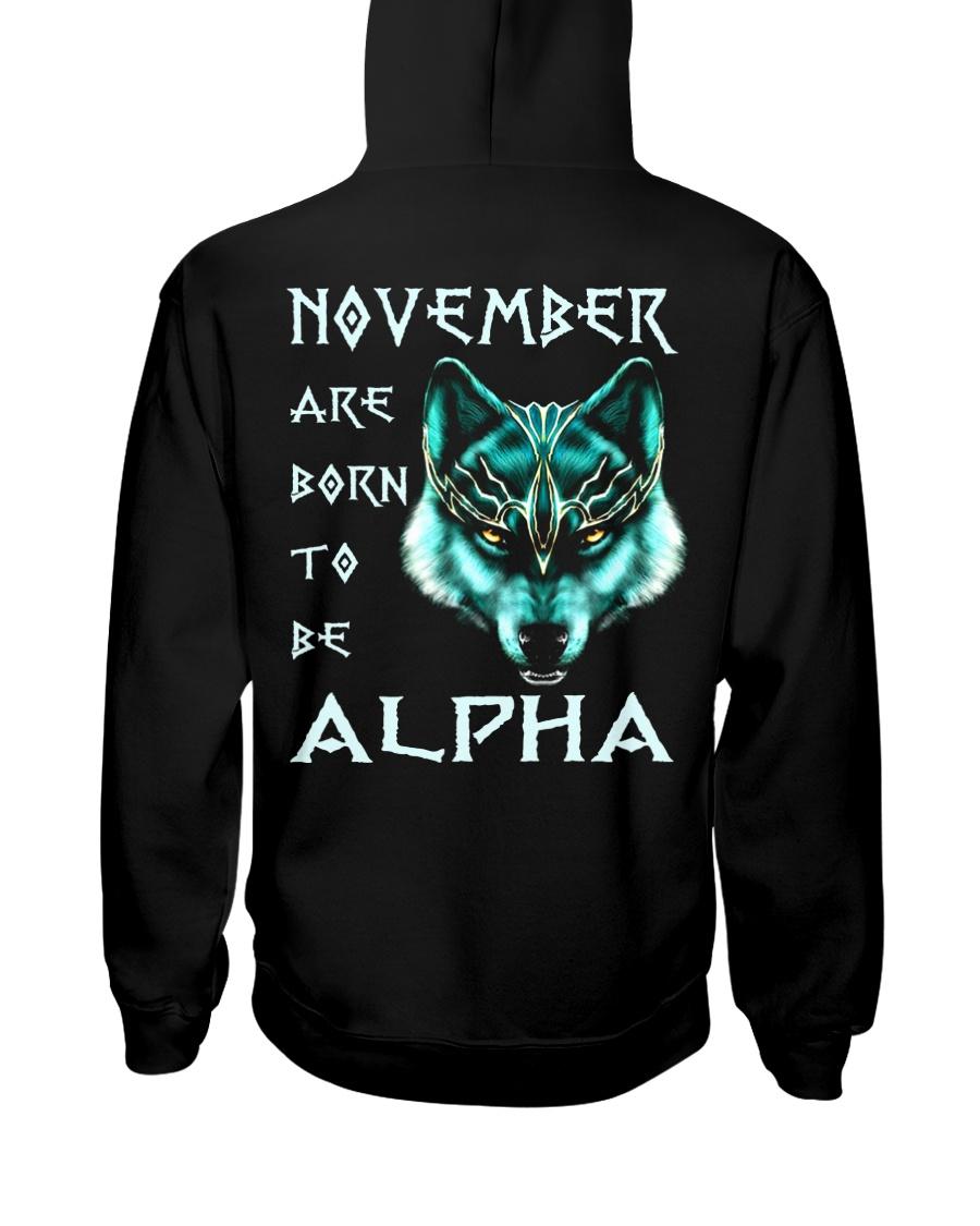 ALPHA 11 Hooded Sweatshirt