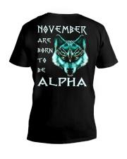 ALPHA 11 V-Neck T-Shirt thumbnail