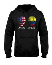 Colombia Hooded Sweatshirt thumbnail