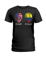 Colombia Ladies T-Shirt thumbnail