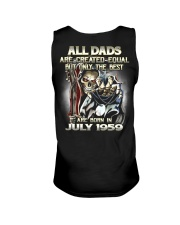 DAD YEAR 59-7 Unisex Tank tile