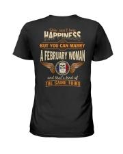 HAPPINESS IOWA2 Ladies T-Shirt thumbnail