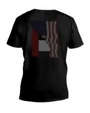 United Arab Emirates  V-Neck T-Shirt thumbnail