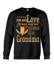 I Never Know- Grandma- Romania Crewneck Sweatshirt thumbnail
