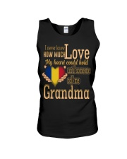 I Never Know- Grandma- Romania Unisex Tank thumbnail