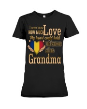 I Never Know- Grandma- Romania Premium Fit Ladies Tee thumbnail