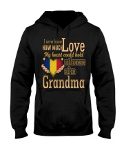 I Never Know- Grandma- Romania Hooded Sweatshirt thumbnail