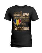 I Never Know- Grandma- Romania Ladies T-Shirt thumbnail