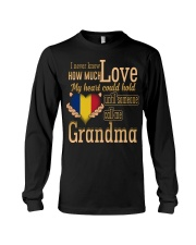 I Never Know- Grandma- Romania Long Sleeve Tee thumbnail