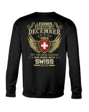 Legends - Swiss 012 Crewneck Sweatshirt thumbnail