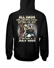 DAD YEAR 93-7 Hooded Sweatshirt thumbnail