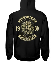 MAN 1959 07 Hooded Sweatshirt back