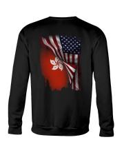 Flag-America-Hong Kong Crewneck Sweatshirt thumbnail