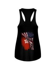 Flag-America-Hong Kong Ladies Flowy Tank thumbnail