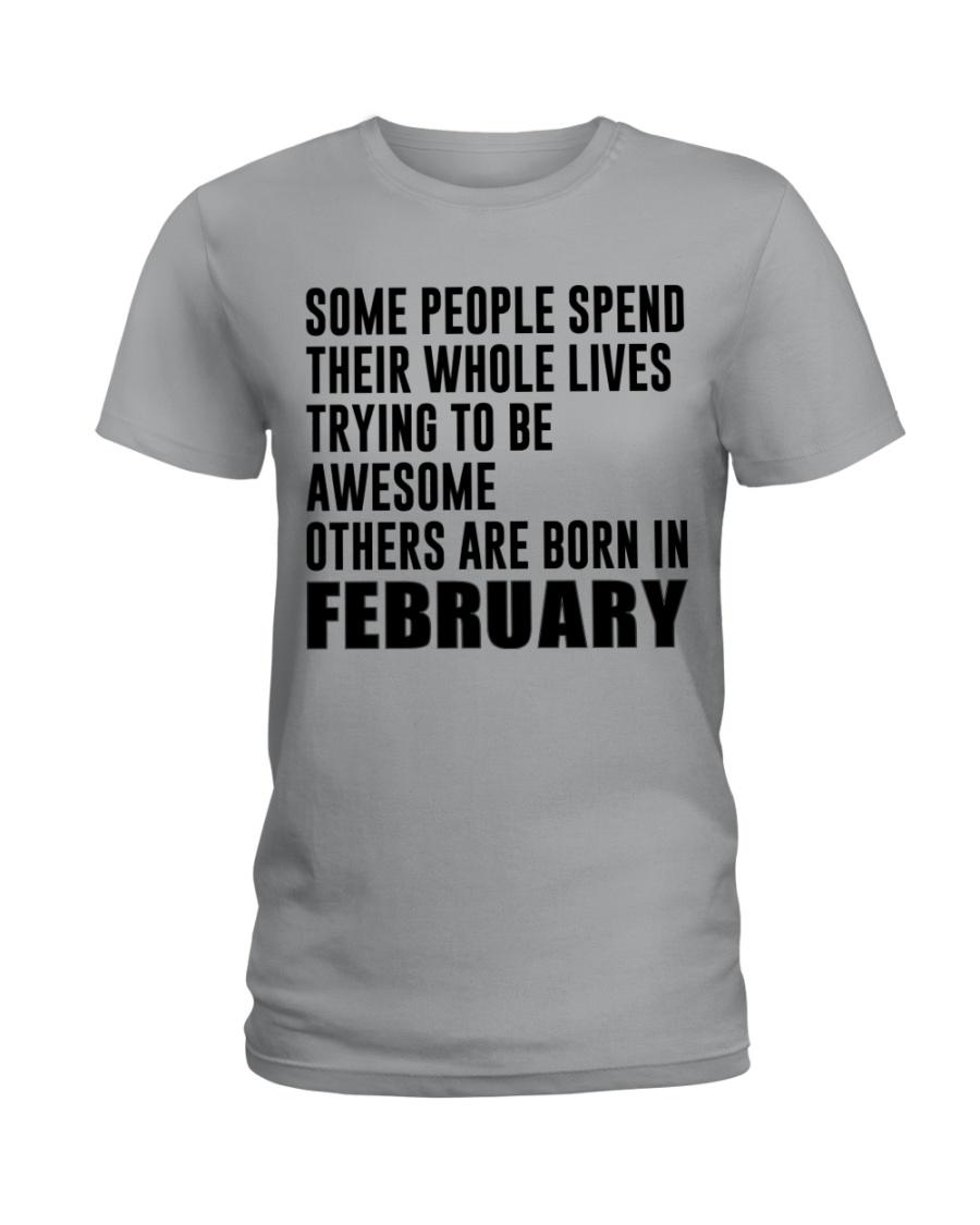 some people - 2 Ladies T-Shirt