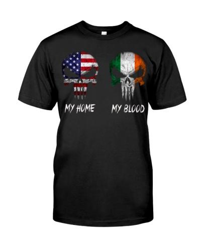 MY HOME SKULL Ireland