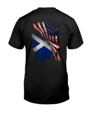 Flag-Scotland Classic T-Shirt tile