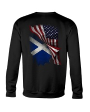 Flag-Scotland Crewneck Sweatshirt thumbnail