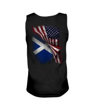 Flag-Scotland Unisex Tank tile