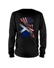 Flag-Scotland Long Sleeve Tee thumbnail