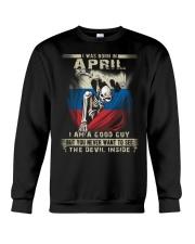 GOOD GUY RUSSIAN4 Crewneck Sweatshirt thumbnail