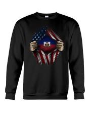American-Haiti Crewneck Sweatshirt thumbnail