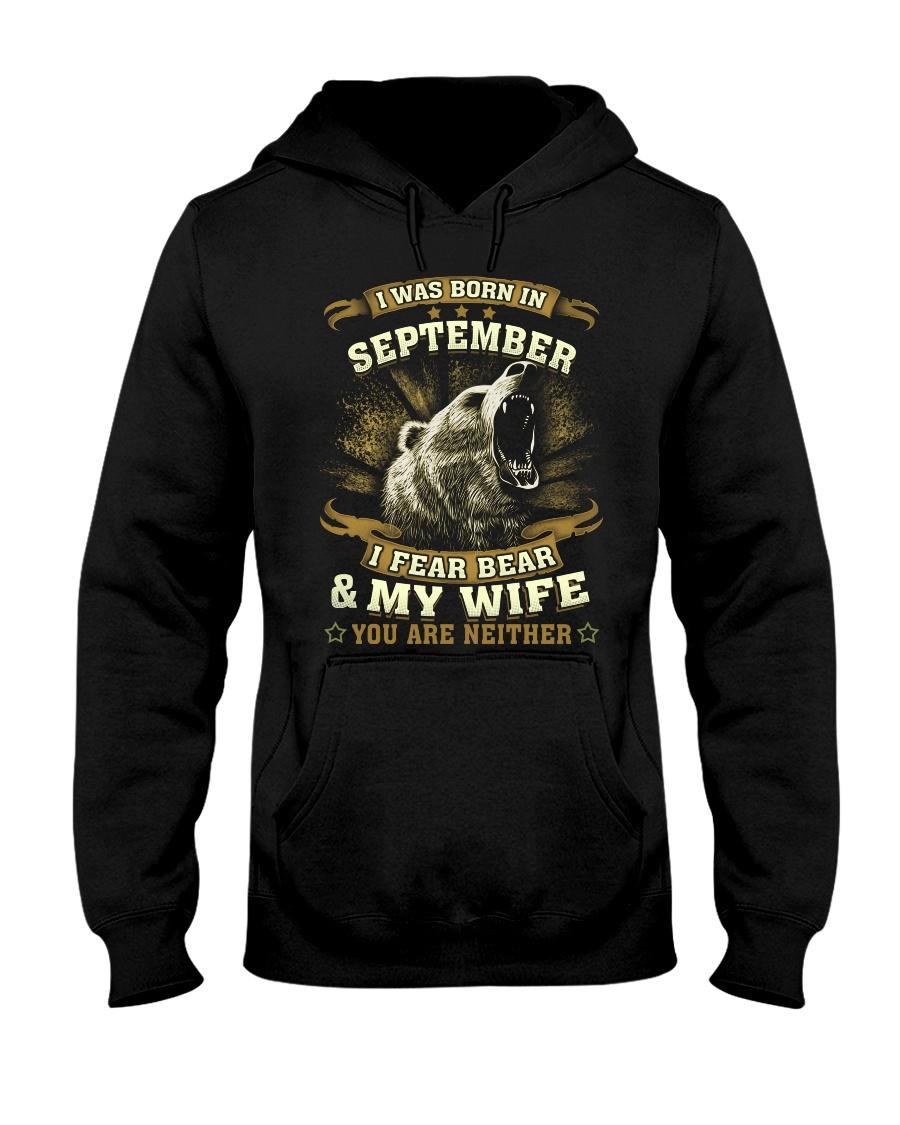 MY WIFE 9 Hooded Sweatshirt