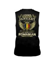 Legends - Romanian 01 Sleeveless Tee thumbnail