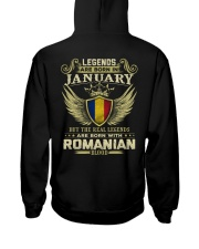 Legends - Romanian 01 Hooded Sweatshirt thumbnail
