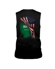 Flag-America-Saudi Arabia Sleeveless Tee thumbnail
